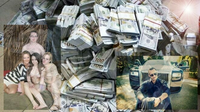 How do you get rich in the adult entertainment industries
